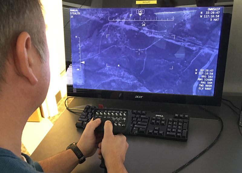 VR-Engage Sensor Operator